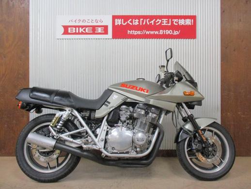 GSX750Sカタナ